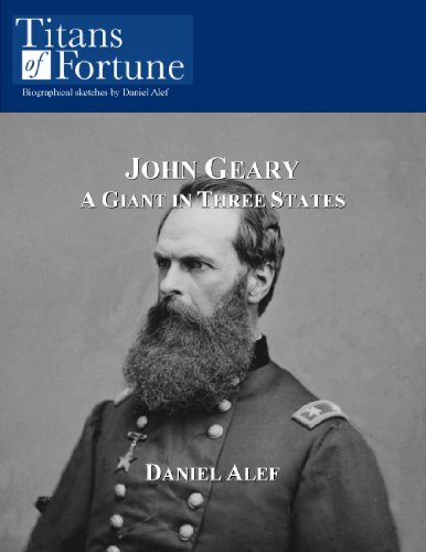 John Geary: A Giant in Three States (English Edition)