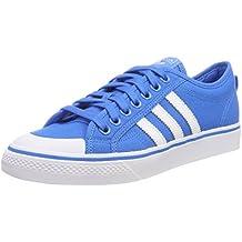adidas nizza blue and bianca