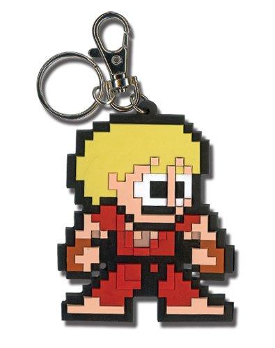 Super Street Fighter IV 8 bits Ken trousseau