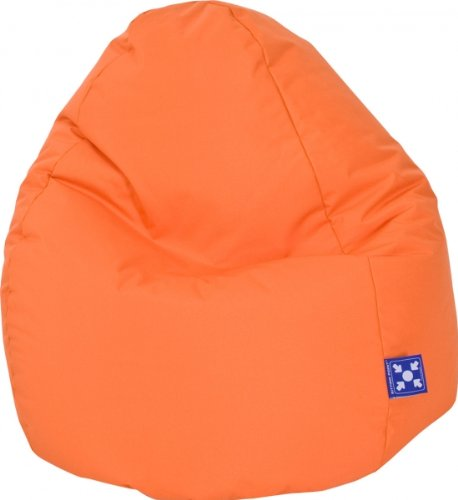 SITTING POINT only by MAGMA Sitzsack Brava Bean Bag XXL ca. 300 Liter orange