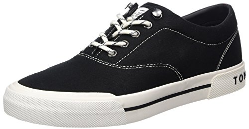 Tommy Hilfiger Y2285armouth 1d, Sneakers Basses Homme Noir (Nero)