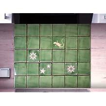 grüne fliesen - Suchergebnis auf Amazon.de für