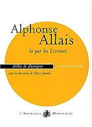 Alphonse Allais : Lu par les Livreurs (1CD audio)