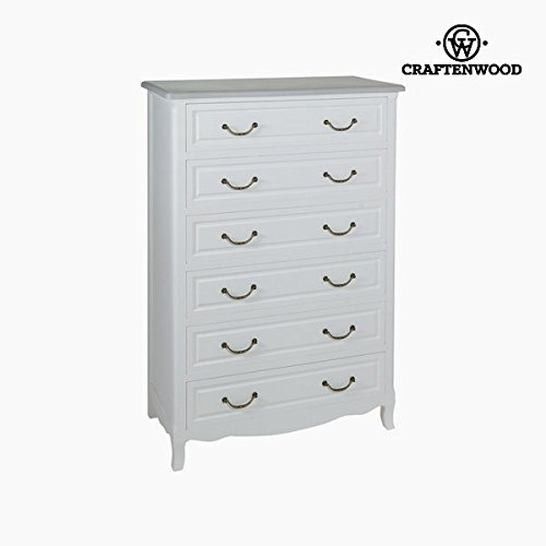 Craften Wood - Commode altea blanche by Craftenwood - bb_S0103950