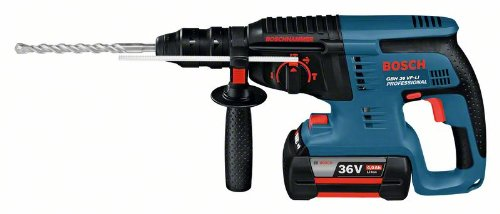 Bosch Professional Akku-Bohrhammer GBH 36 VF-LI, 0611901R0V