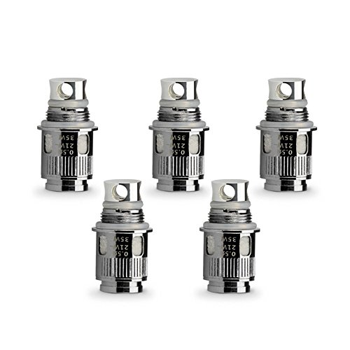 Kamry K1000 Plus E-pipe Replacement Coils 5pcs Spare Cores No Nicotine MEHRWEG -