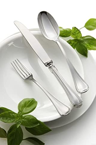 Sweet Home - EPNS Silver Plated Table fork Queen Anne style - cod. 505502 - L. 21 cm - W. 2,5 cm