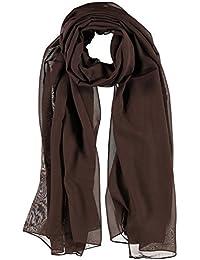 Foulard d´Ete Chiffon Passigatti foulard pour femme echarpe