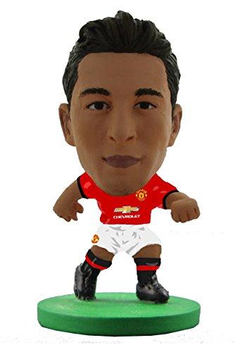 SoccerStarz SOC962 - Figura Decorativa para Hombre, diseño con Texto en inglés Utd Matteo Darmian 2018