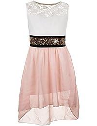 Mädchen Sommer Kleid in 13 Farben
