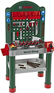 Theo Klein 8320 Bosch Workbench, Toy, Multi-Colored (B001LU4324) | Amazon Products