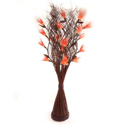 orange-bodhi-flower-light