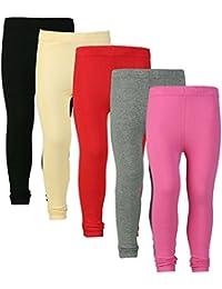 Sinimini 100 colors trendy Girls leggings 5pcs combo