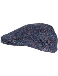 Fenside Country Clothing - Basco Scozzese - Uomo Blu Marina Militare Medium 095406418859