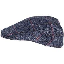 Fenside Country Clothing - Basco Scozzese - Uomo Blu Marina Militare Large a2b17bee6790