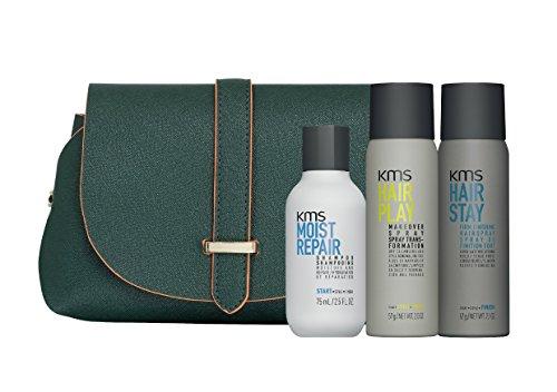 KMS humide kit de voyage Taille Texture de réparation (3 produits)