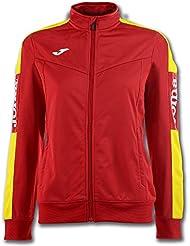 Joma Entrenamiento Chaquetas Entrenamiento Chaquetas Champion IV 900380.609, primavera/verano, color rojo/amarillo, tamaño 164