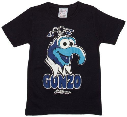 hirt Muppets Gonzo, Gr. 110 (Herstellergröße: 4-6 Years), Blau (Herren Gonzo Kostüme)