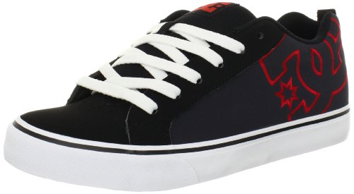 DC - - Hommes Cour Vulc M basse chaussure, EUR: 37, Dark Slate/Black