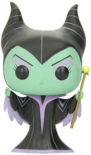 Funko Pop Disney - Maleficent 2350, figure with mobile head Disney