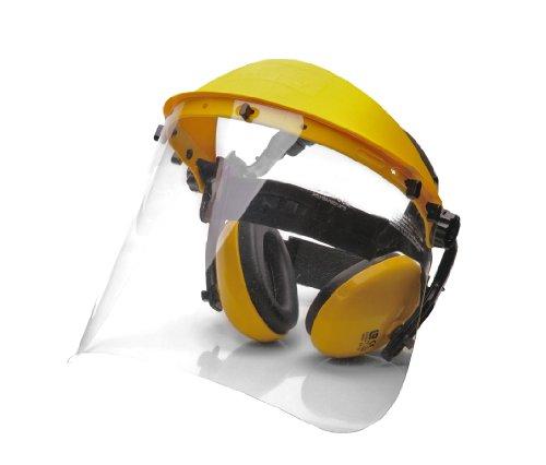 Portwest PW90YER Gesichtsschutz und Gehörschutz, aus PPE -
