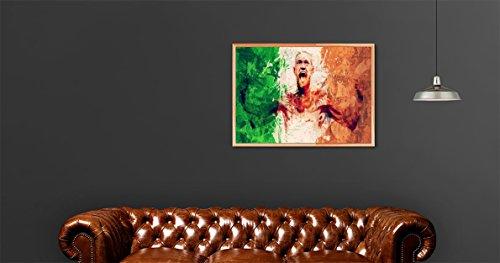 Plakat UFC CONOR MCGREGOR Wand-Kunst Abbildung 3
