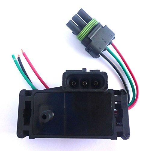 SPR Map Sensor 2Bar für GM 1224757116040609(Chip von Deutschland) mit Pigtail Gm 2 Bar Map-sensor