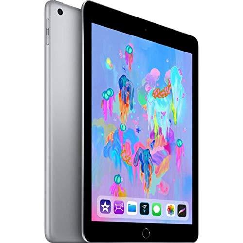 "Apple iPad, 9,7\"" mit Wifi, 128 GB, 2018, Space Grau"