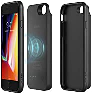 ROMOSS 2-in-1 Wireless Power Bank + iPhone 8 Case, Magnetic Detachable 3450mAh Qi Portable Charger for iPhone