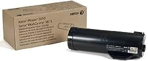 Xerox 106R02721 Toner laser 5900pages Noir cartouche toner et laser - cartouches toner et laser (Noir, Xerox, Phaser 3610 WorkCentre 3615, 1 pièce(s), Toner laser, 5900 pages)