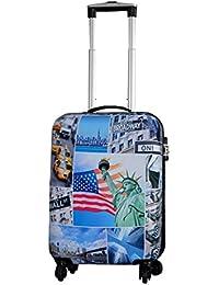 Snowball valises et sacs de voyage bagages - Image new york a imprimer ...