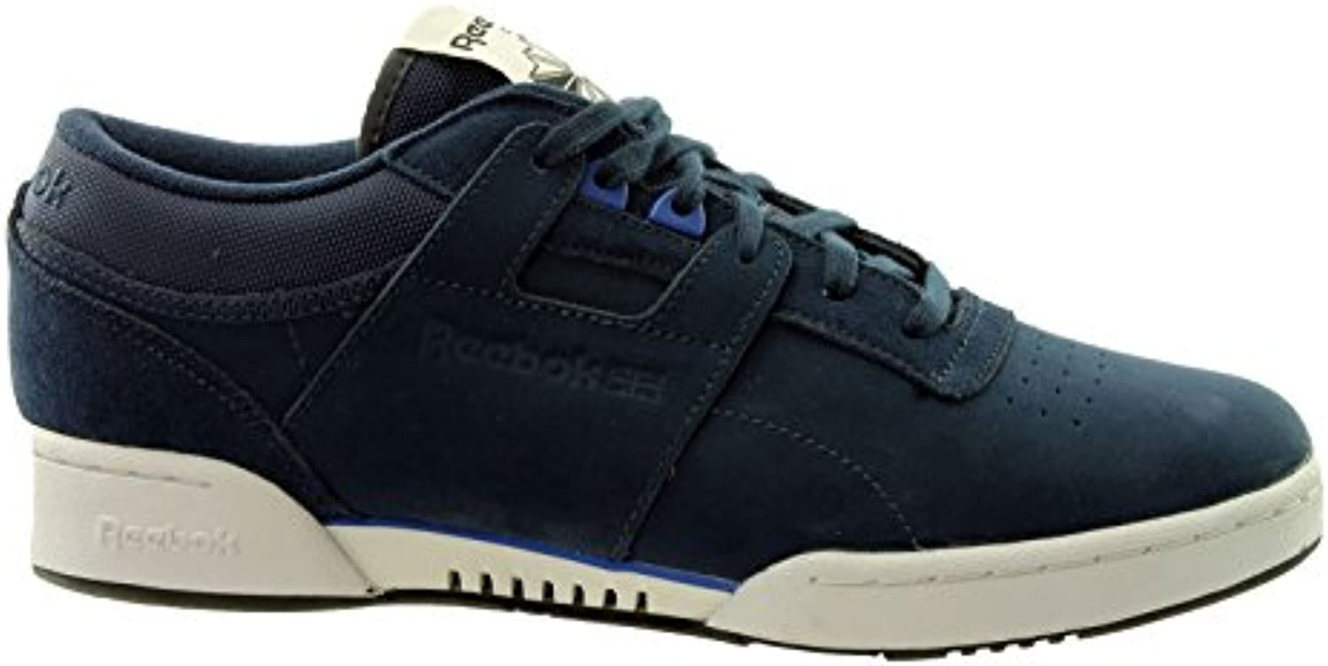 Reebok Workout Low reinigen RE v62938 Herren Sportschuhe