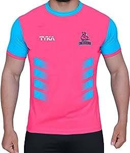 Pink Panthers Fan Jersey, XXL (Pink)
