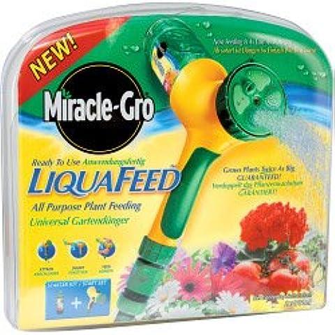 Scotts Miracle-Gro LiquaFeed Concime multiuso per piante Bulk Display Starter Kit Unit 759318 (1 unità)
