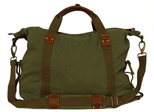 Le sac Kakadu Traders Rhino CONCERTINA BAG, 9L09 Vert