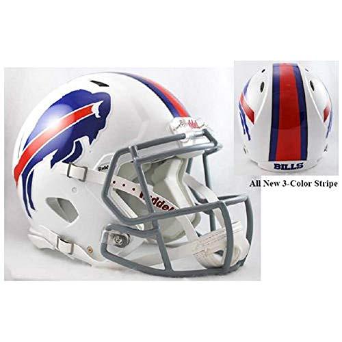 Riddell NFL Arizona Cardinals Deluxe Replica Fußballhelm, Unisex-Erwachsene, Buffalo Bills, Full Size