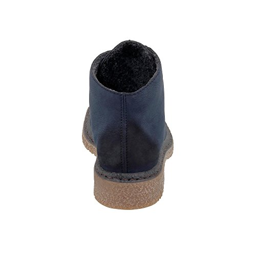 Rieker Damen 53244 Stiefel Blau