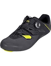 Mavic Cosmic Elite Vision Guantes Bicicleta de carreras negro/amarillo 2018, 44.5