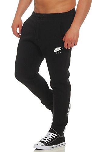 Nike M Nsw Jogger FLC Air HRTG - Hosen Schwarz - M - Herren