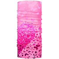 Buff Butterfly Original Junior Tubular, Niñas, Rosa, Talla Única