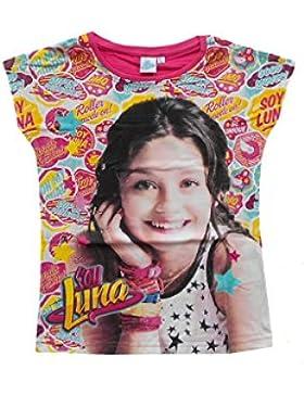 Soy Luna T-Shirt in verschiedenen Farben und Designs Gr. 116 - 152