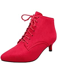Suchergebnis auf für: rote schnürsenkel: Schuhe