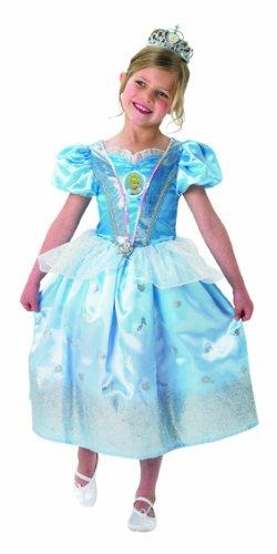 Kinder Kostüm Disney Märchen Prinzessin Cinderella Größe 3-4 Jahre