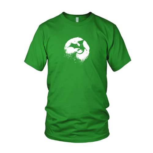 Night of Dragons - Herren T-Shirt Grün