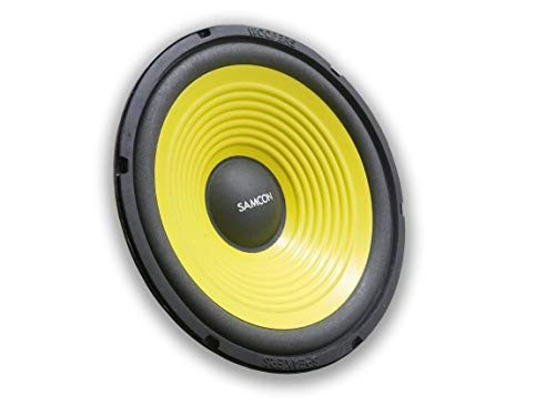 "Nktronics 10"" subwoofer Speaker 4 ohms 300watt for Outdoor Speaker Unit,Cars Audio"