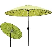Redwood BB-UB117 1.7m Shanghai Parasol- Verde