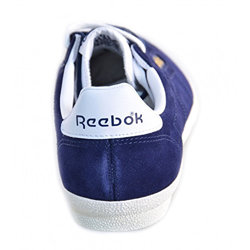 Reebok - Reebok CL Prince Schuhe Blau Leder M41644 Blau