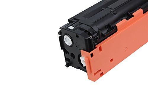 Cool Toner kompatibel CB543A 125A Magenta Toner für HP Color LaserJet CP1215...
