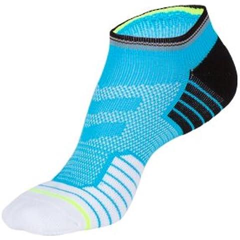 Foclassy Sneaker calcetines tobilleros unisex,Antideslizante,Disponibles en varios colores