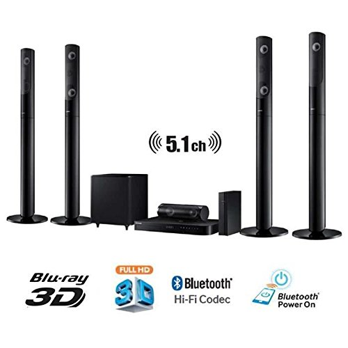 Samsung ht-j5550 W System Audio Home Theater 3d-1000watts